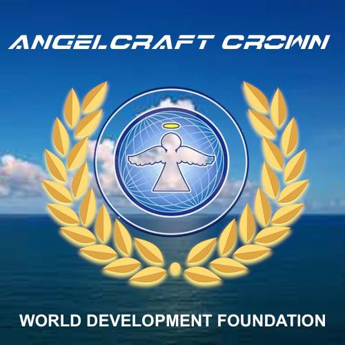 Angelcraft Crown World Devlopment Foundation logo