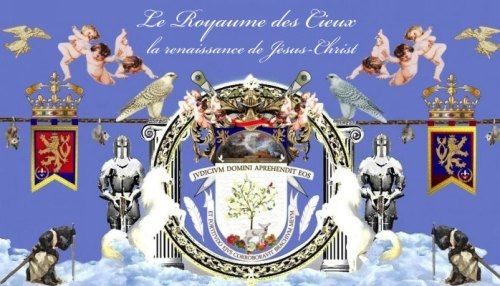 Lamb Cloud Coat of Arms Théocratie de l'Esprit Saint.corpvs-ruler of my innermost parts 1